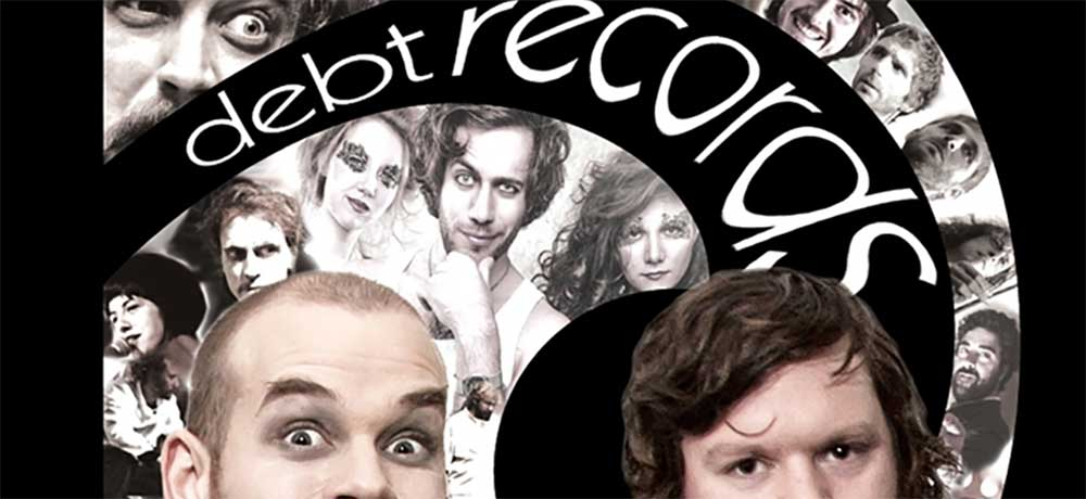 Debt Records Radio show