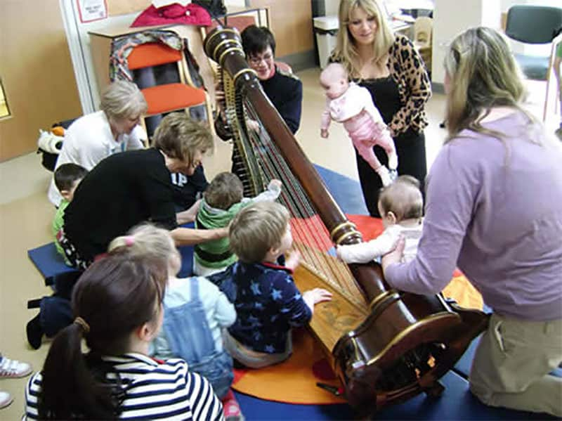 Music In Hospitals