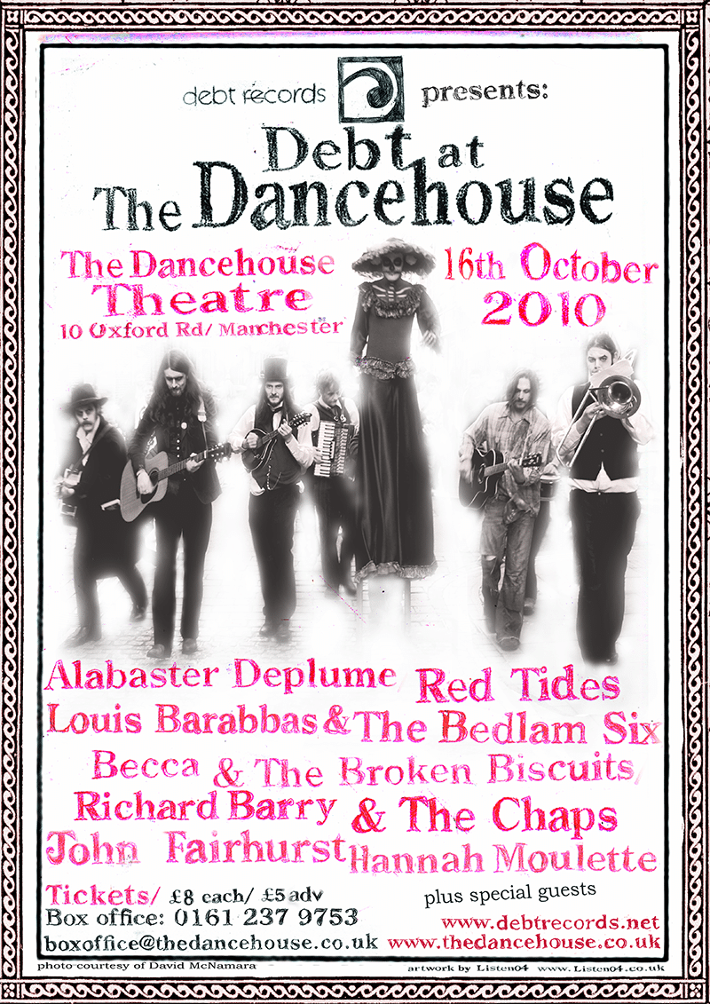 Debt at the Dancehouse
