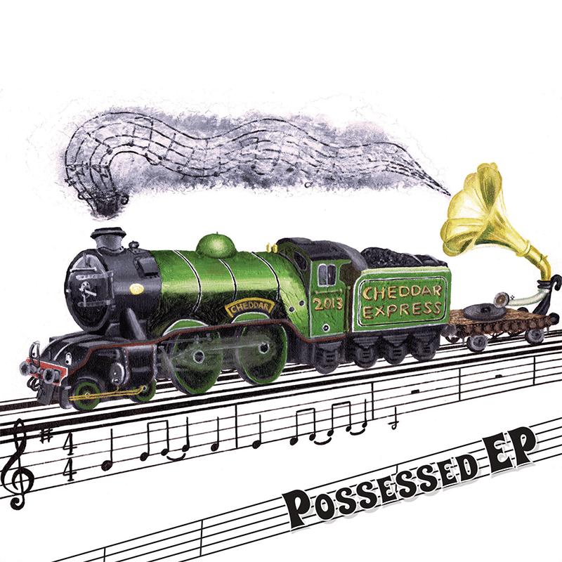 POSSESSED! EP
